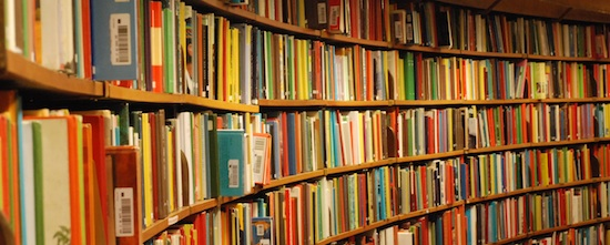 I need my bookshelves (I think) [Photo: Let Ideas Compete / Flickr]