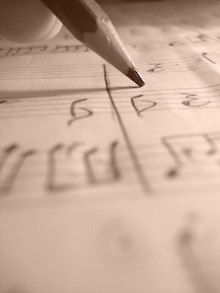 Writing Music in the Grade 5 Theory exam