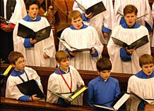 The Dulwich College Chapel Choir (Image: boysoloist.com)