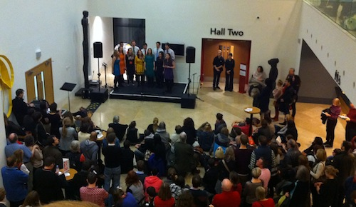 The Refrains at the London A Cappella Festival (LACF)