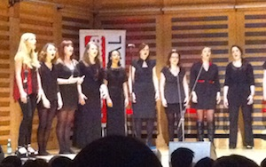 London Vocal Project at LACF2012