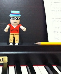 Brendan B. Brown of Wheatus is a USB Stick
