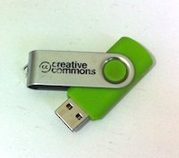 Jonathan Coulton Creative Commons USB Stick